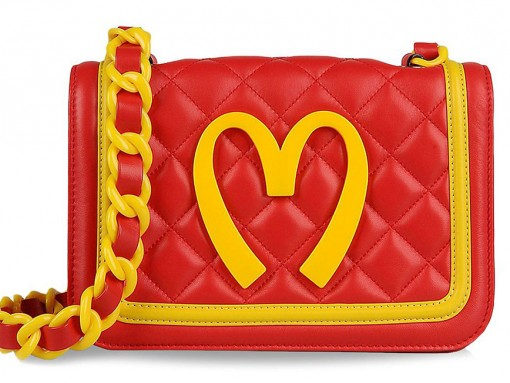 Moschino's McDonald's Bag Will Set You Back 421 Happy Meals