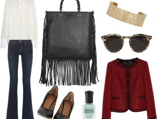 Outfit of the Week: All About a Gucci Bag