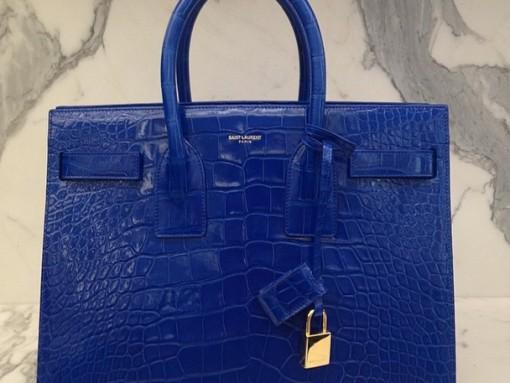 One-of-a-Kind Croc Handbag Among $100,000 of Merchandise Stolen from Saint Laurent Chicago