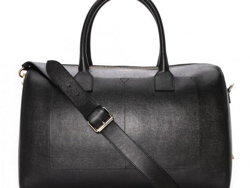 Man Bag Monday: Marc Jacobs Leather Duffel