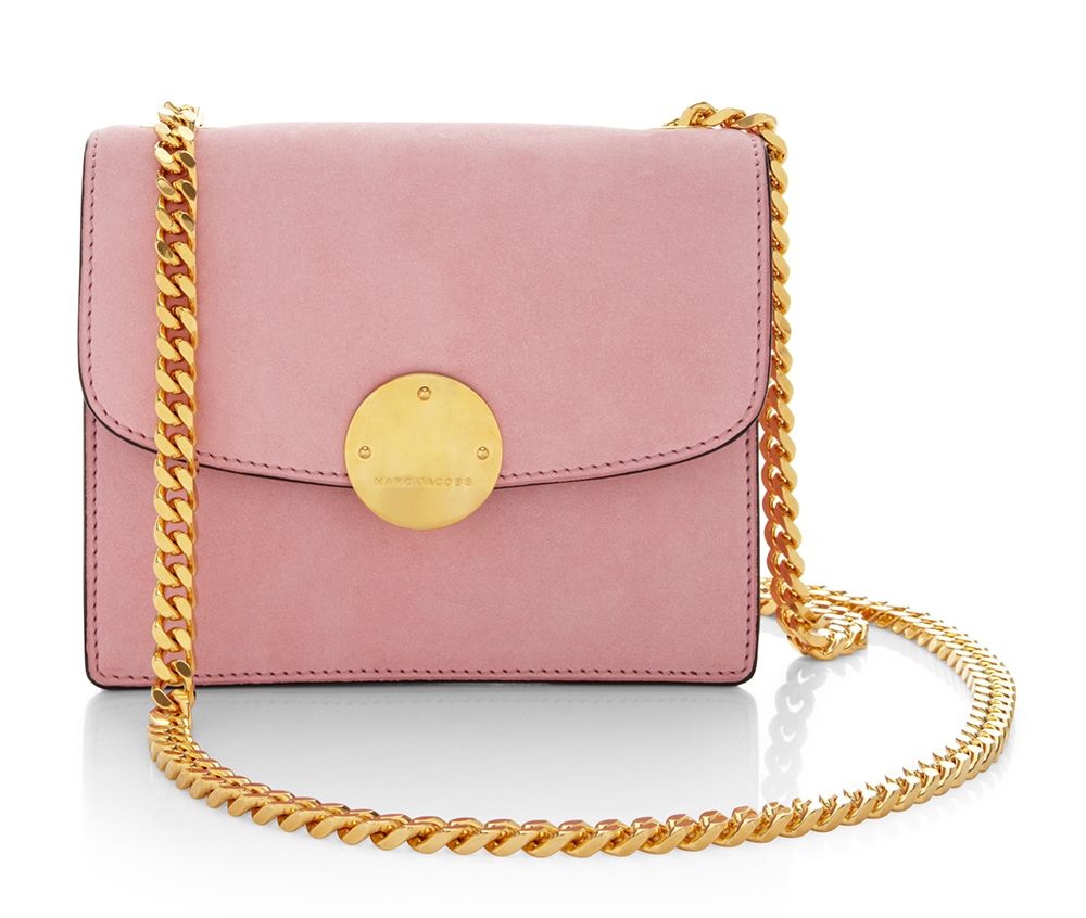 Marc Jacobs Small Trouble Suede Bag