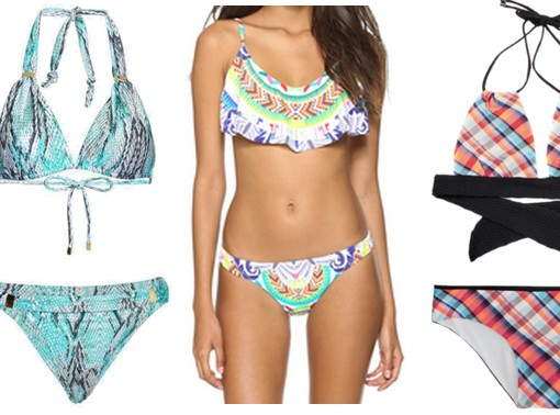 Want It Wednesday: The Best Bathing Suits