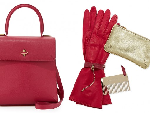 Charlotte Olympia's First Day Bag Comes with Comb, Matching Gloves