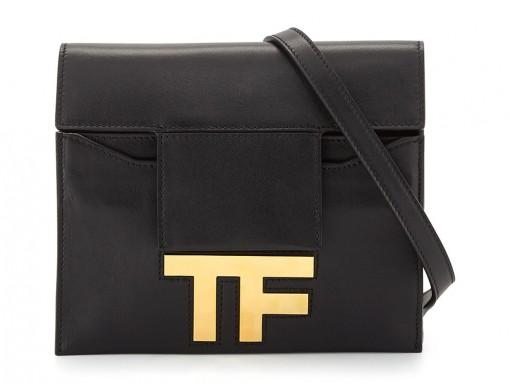 Tom Ford Debuts Logo Hardware