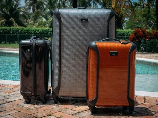 Perfect Travel Gear: Tumi Tegra-Lite Luggage