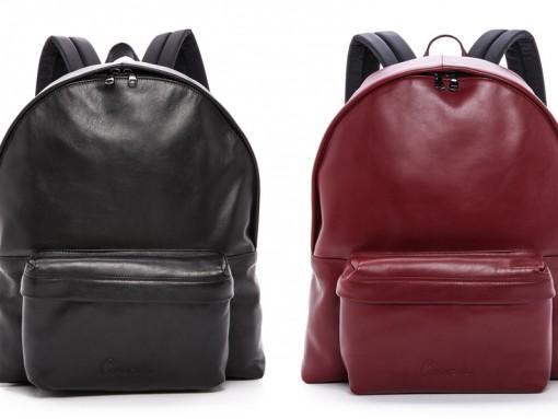 Man Bag Monday: Carven Leather Backpack