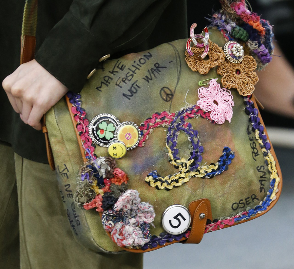 Chanel Spring 2015 Bags 14