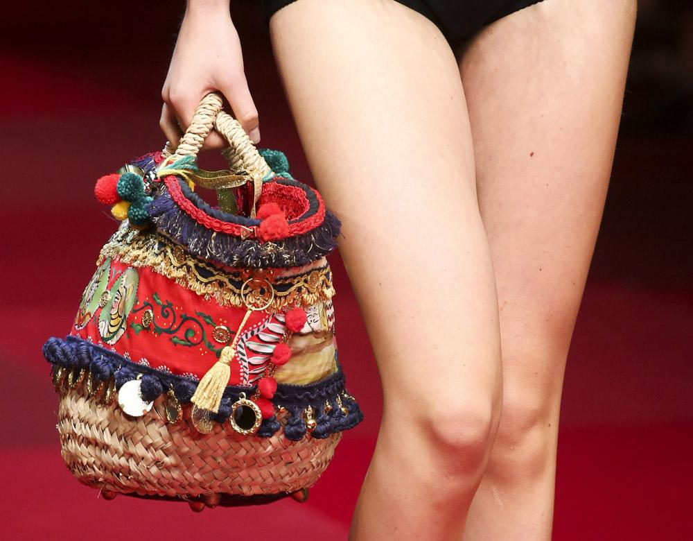 Dolce & Gabbana Spring 2015 Handbags 1