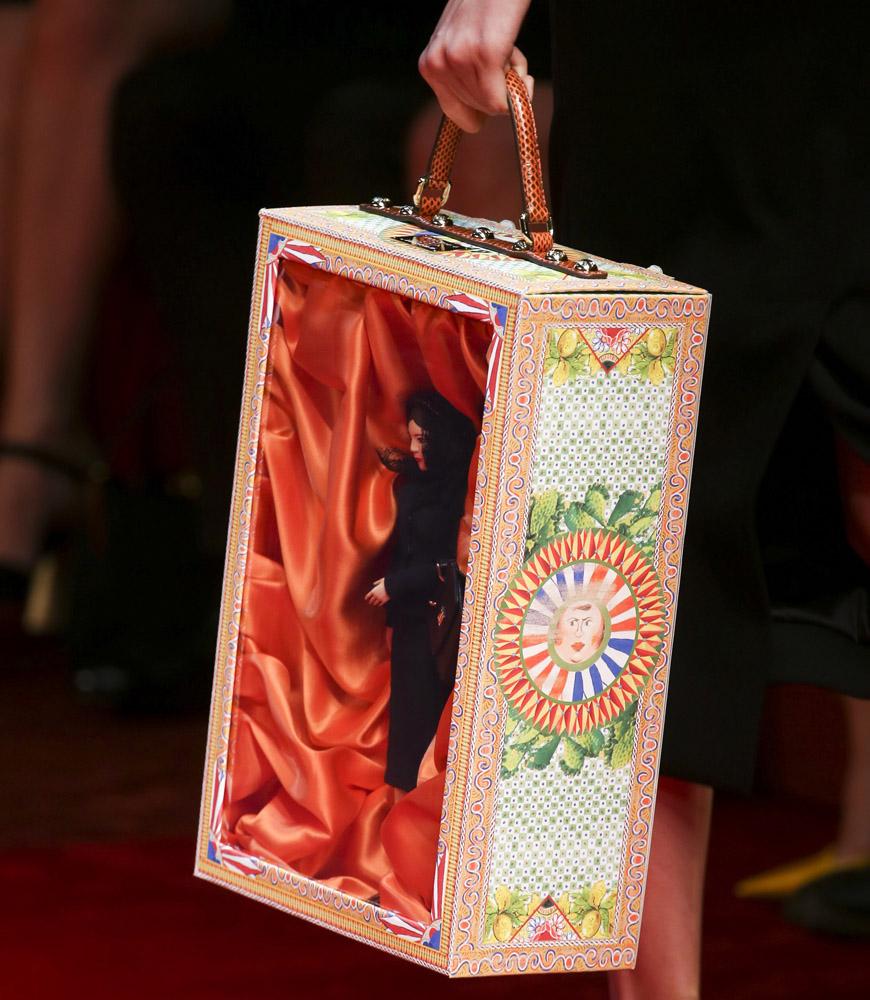 Dolce & Gabbana Spring 2015 Handbags 11