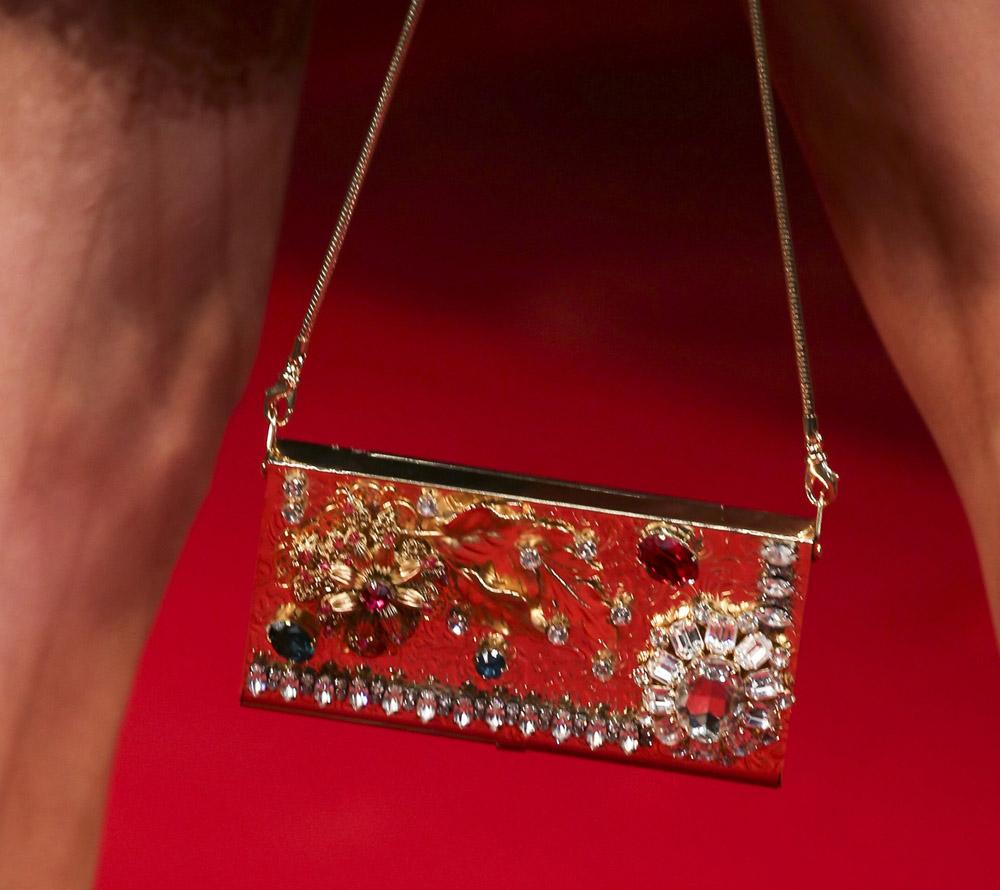 Dolce & Gabbana Spring 2015 Handbags 13