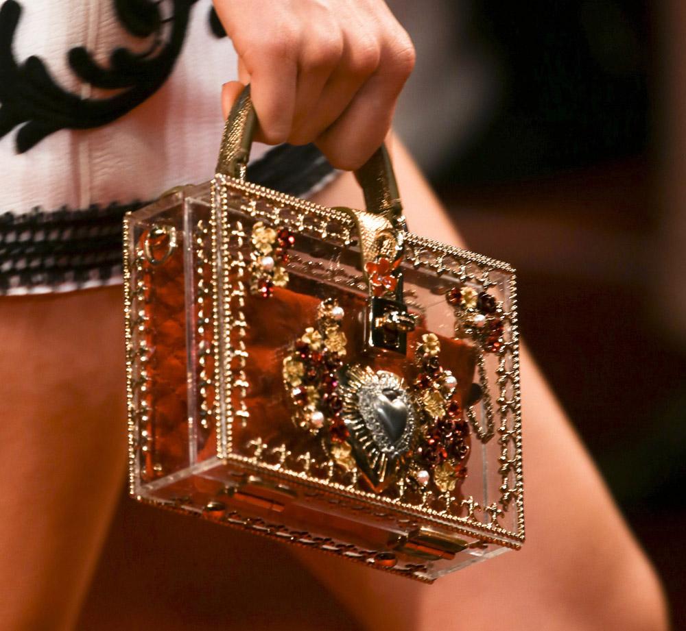 Dolce & Gabbana Spring 2015 Handbags 15