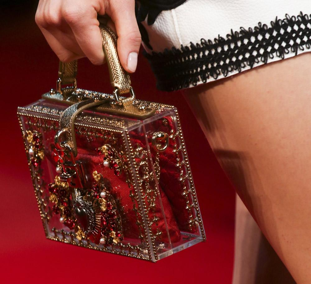 Dolce & Gabbana Spring 2015 Handbags 16