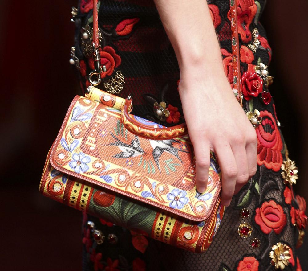 Dolce & Gabbana Spring 2015 Handbags 18