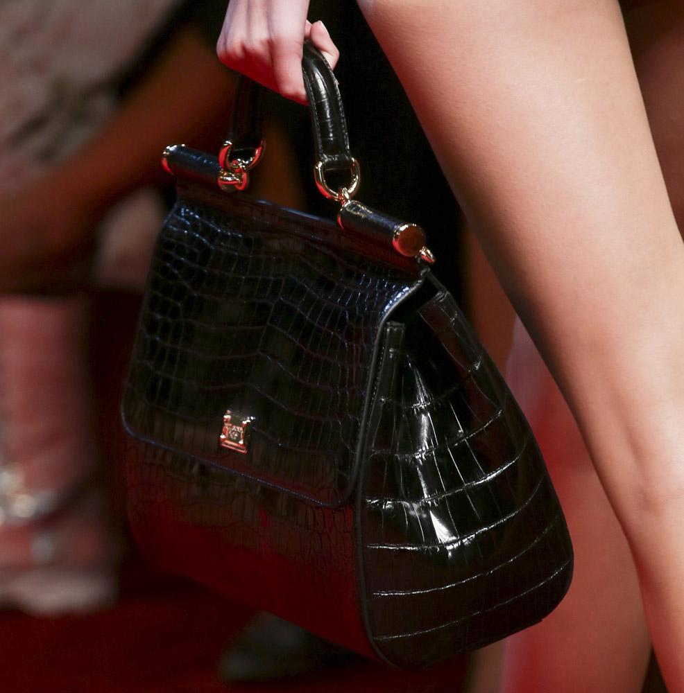 Dolce & Gabbana Spring 2015 Handbags 19