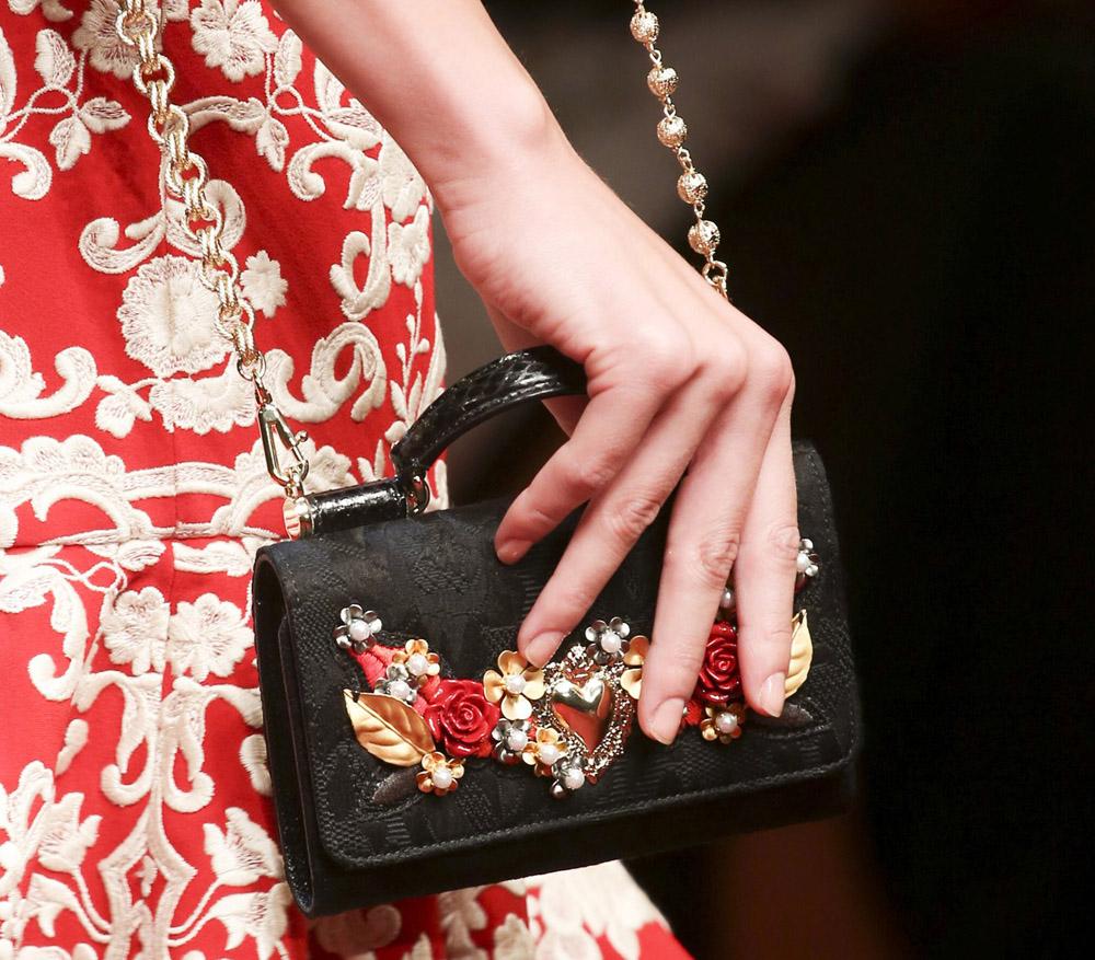 Dolce & Gabbana Spring 2015 Handbags 25