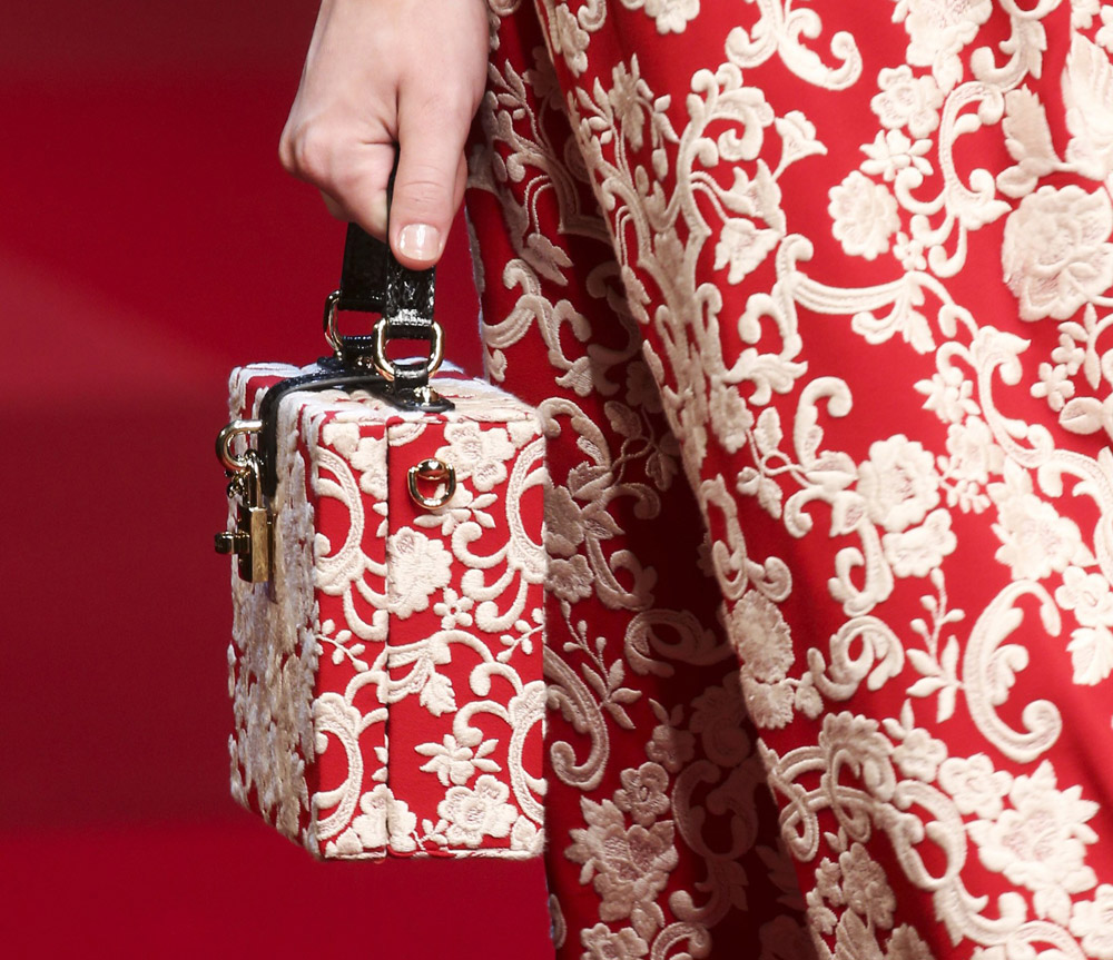Dolce & Gabbana Spring 2015 Handbags 26