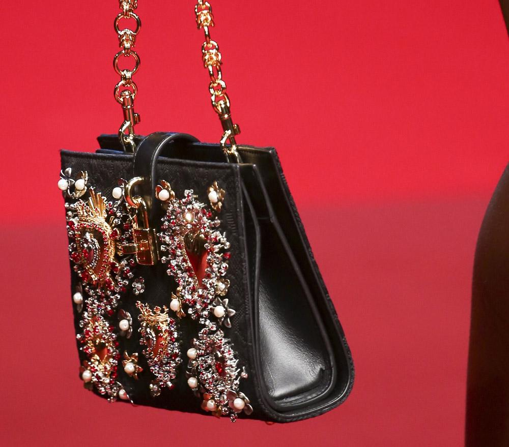 Dolce & Gabbana Spring 2015 Handbags 28
