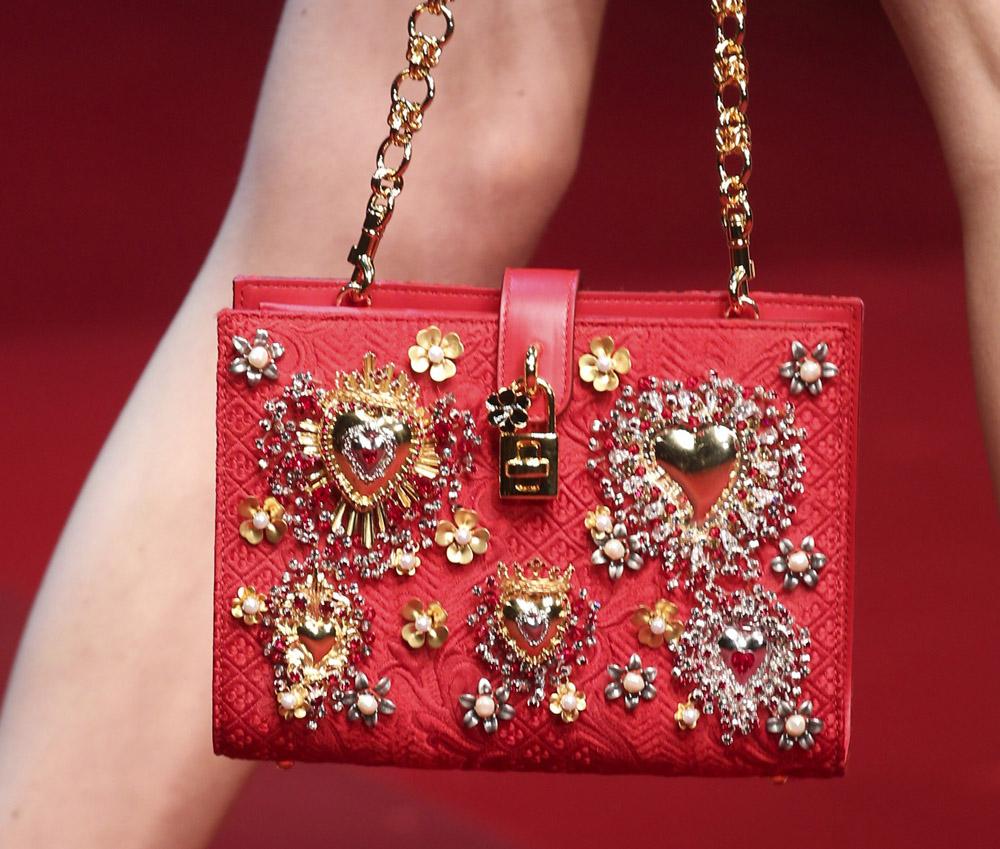 Dolce & Gabbana Spring 2015 Handbags 29