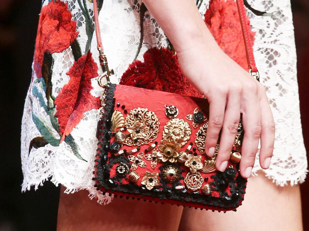 Dolce & Gabbana Spring 2015 Handbags 3