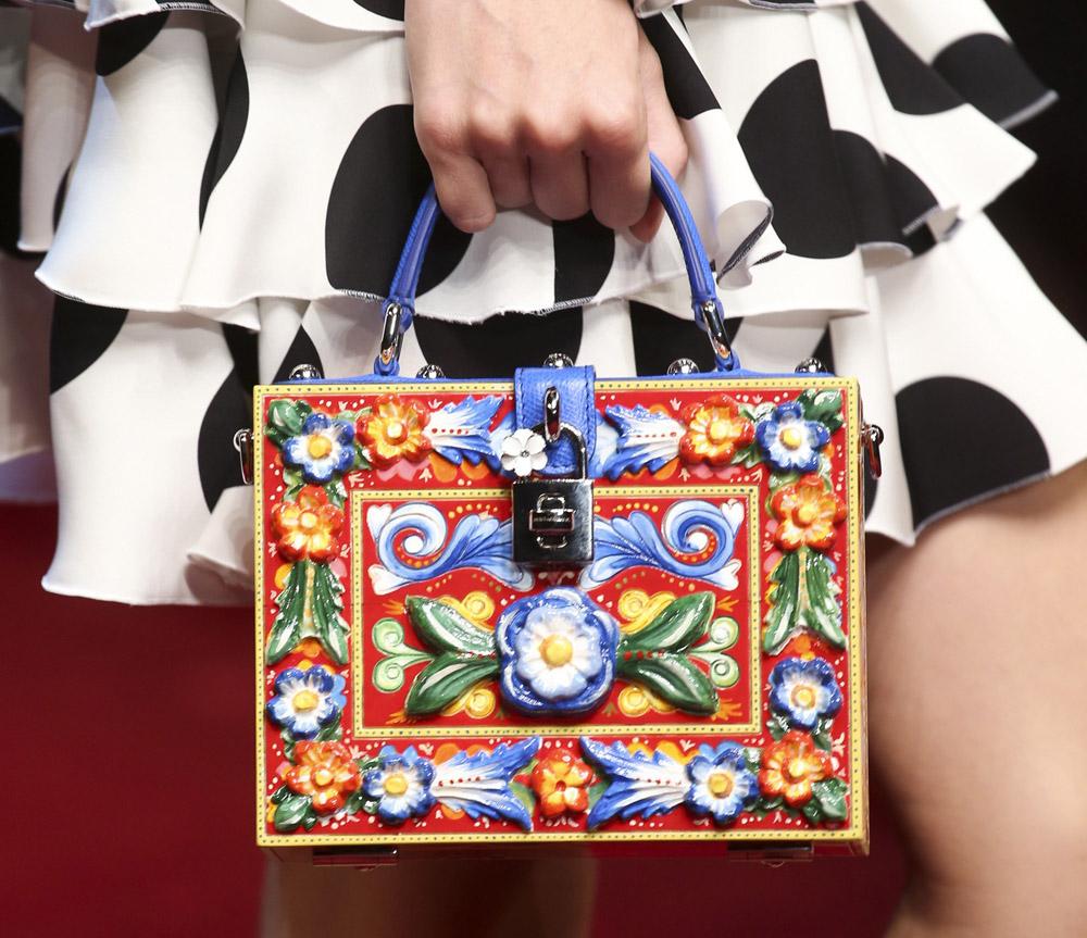 Dolce & Gabbana Spring 2015 Handbags 4