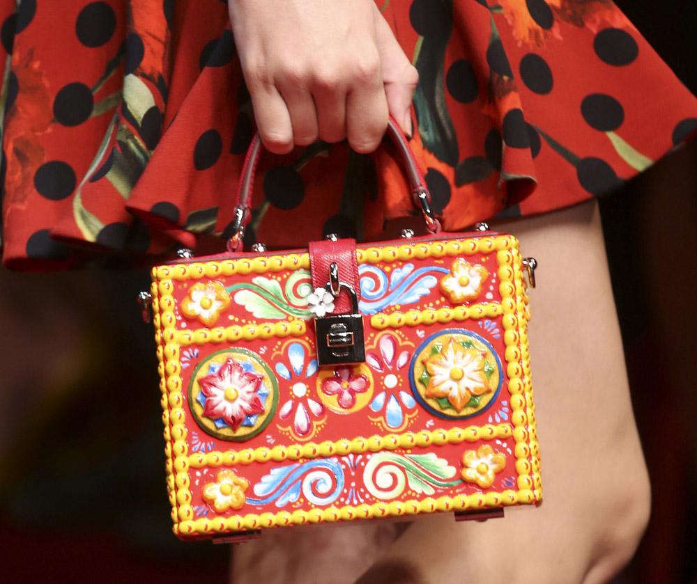 Dolce & Gabbana Spring 2015 Handbags 6