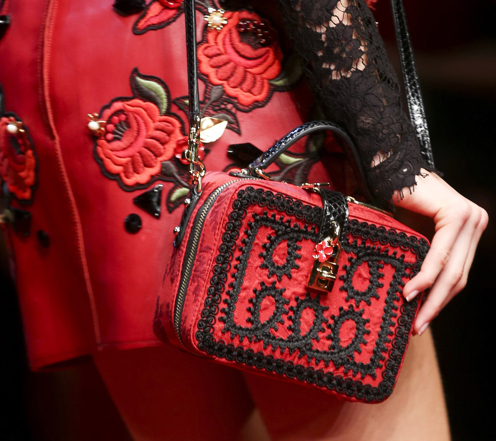 Dolce & Gabbana Spring 2015 Handbags 9