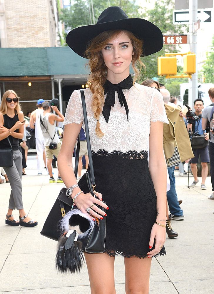 Many Bags of NYFW Spring 2015 Attendees 33