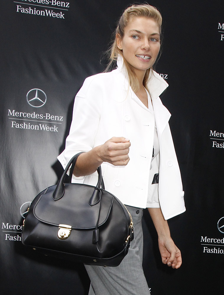 Many Bags of NYFW Spring 2015 Attendees 4