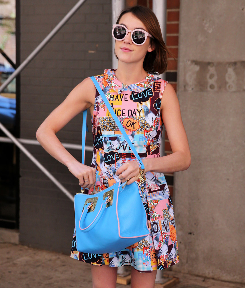 Many Bags of NYFW Spring 2015 Attendees 47