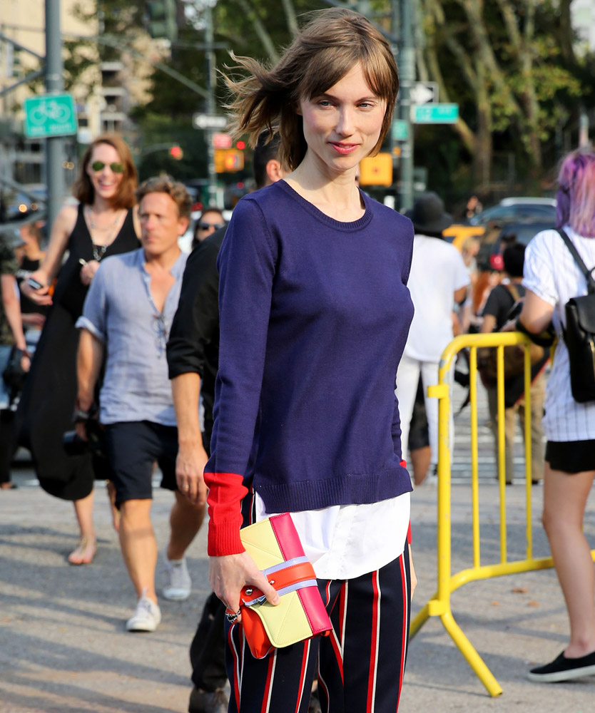 Many Bags of NYFW Spring 2015 Attendees 48