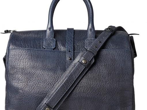 Man Bag Monday: Parabellum Full Grain Bison Day Bag