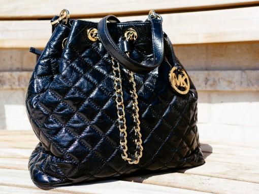 National Handbag Day Spotlight: MICHAEL Michael Kors Susannah Quilted Bucket Bag