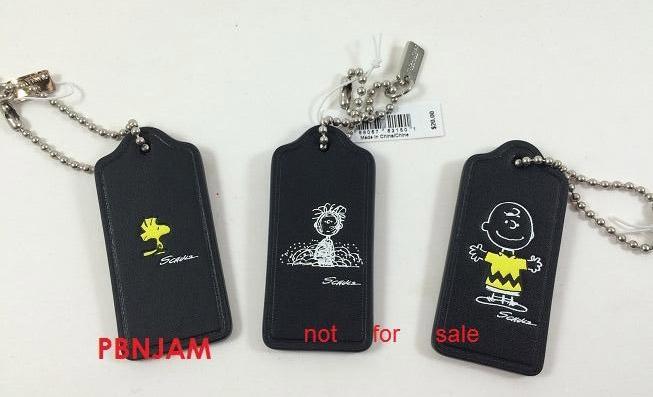 Peanuts Luggage Tags