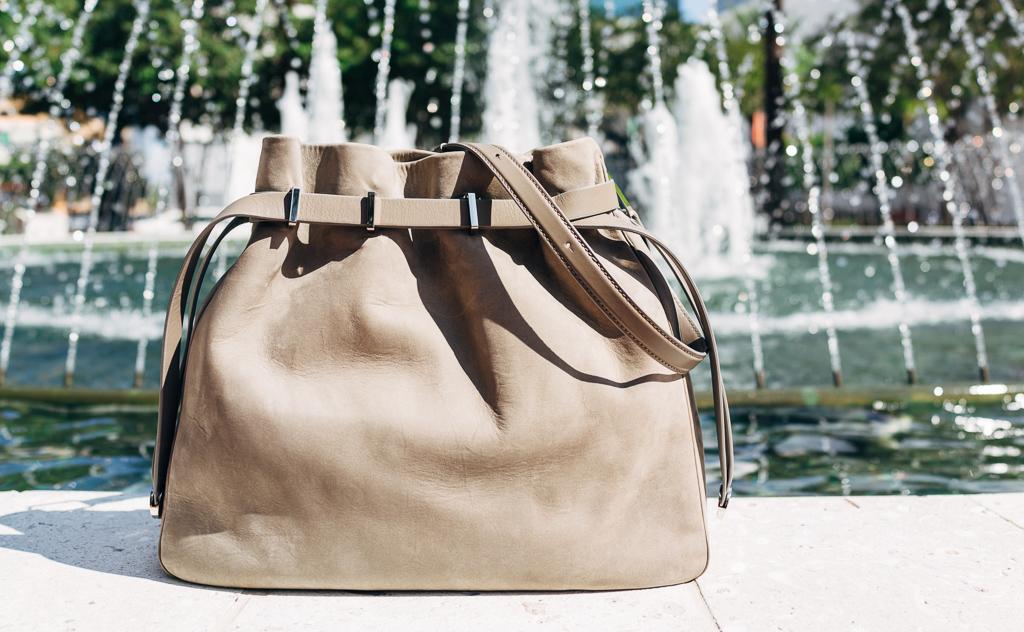 Tiffany Blair Shoulder Bag, $1,950 via Tiffany