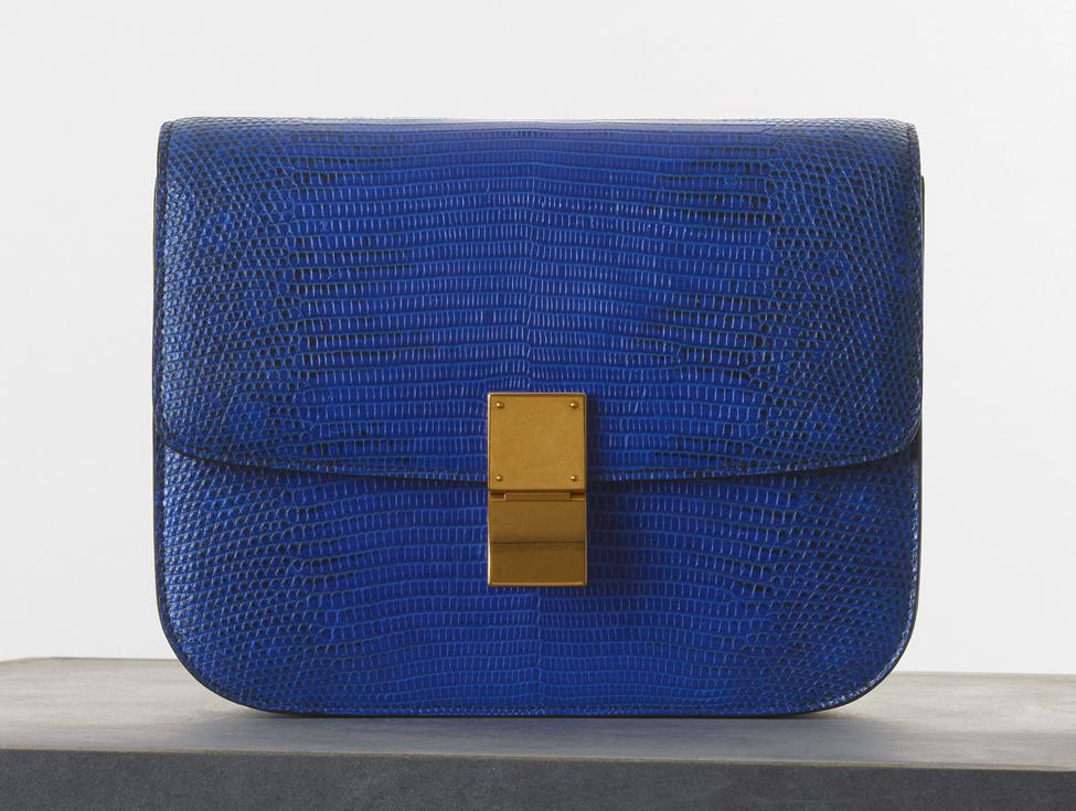 Celine Lizard Classic Box Bag 6200