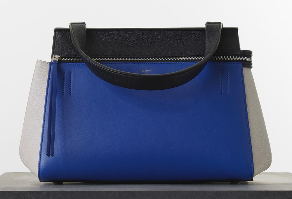 Celine Small Tricolor Edge Bag Smooth Calf 2450