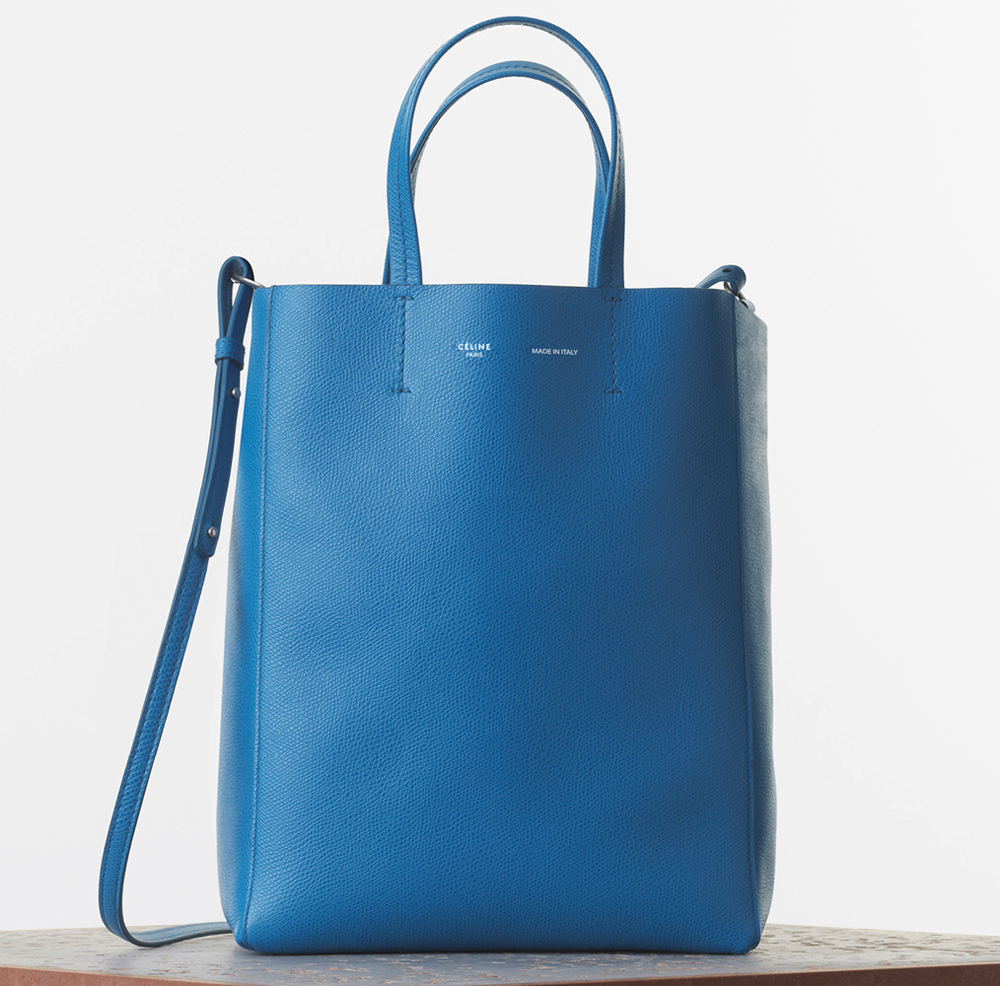 Celine Small Vertical Cabas Tote 1250