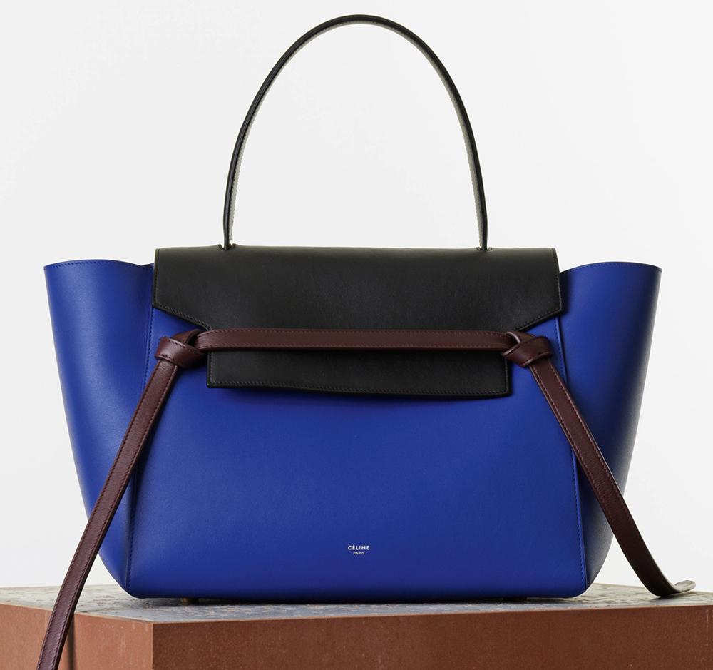 Celine Tricolor Small Belt Bag Smooth Calf 2800