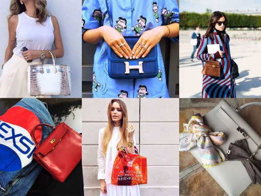 20 Hermès Bags We Found On Instagram