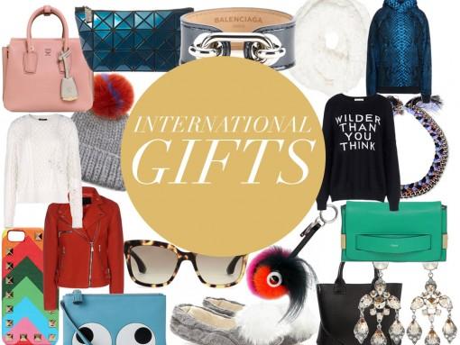 Gift Guide 2014: Easy Shopping for International Customers