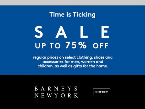My 8 Favorite Picks from the Barneys End of Season Sale