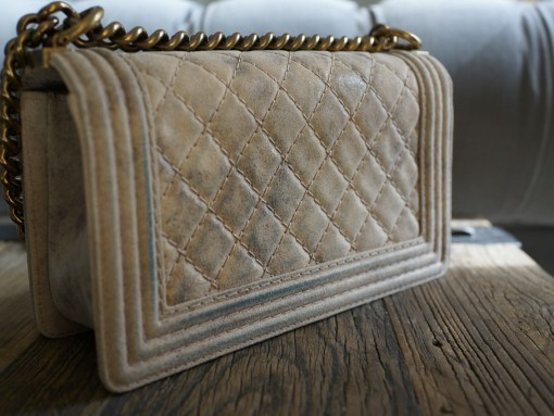 Purse Peeves: My Jeans Bled Onto My Chanel Bag