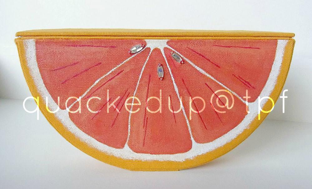 Citrus-Clutch