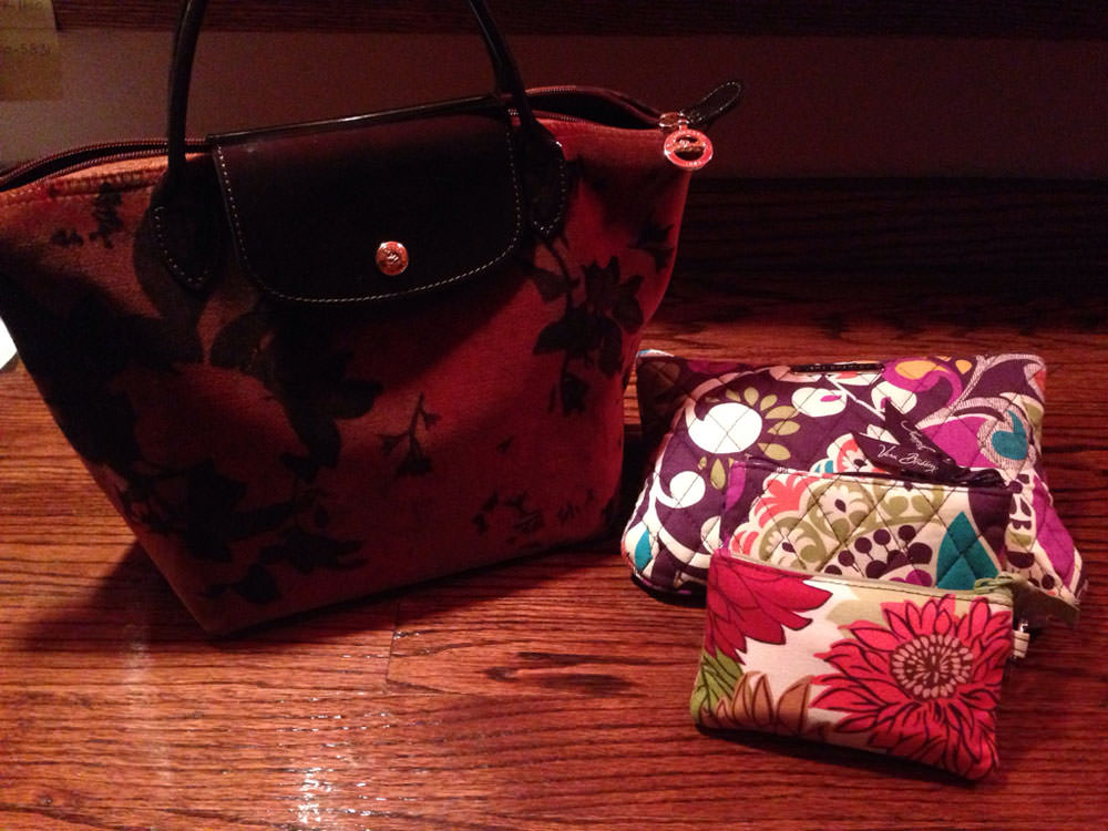 Longchamp-Bag-and-Very-Bradley-Accessories