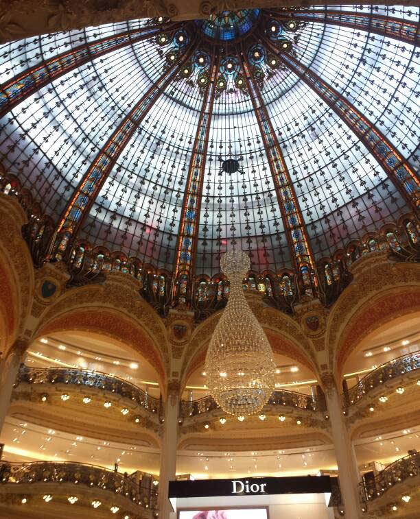 Mall-Atrium