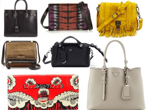 Want It Wednesday: Brand New Bags