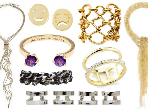 Want It Wednesday: Enough Jewels to Hold You Over Until Spring