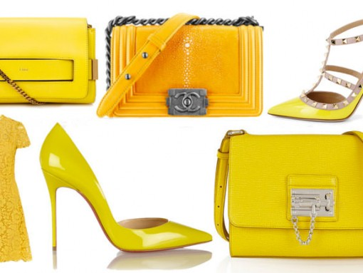 Want It Wednesday: A Little Bit of Fashion Sunshine
