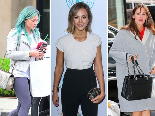 Celebs Refuse to Stray from Their High-End Faves This Week