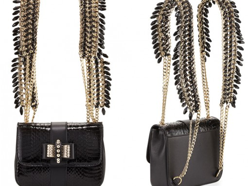 Is This Louboutin Bag the First Evening Backpack?